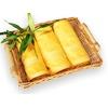bambusový ručník 50x100 cm žlutý