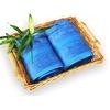 bambusová osuška 70x140 cm modrá