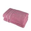 Osuška STRIPE růžová 70x140 cm