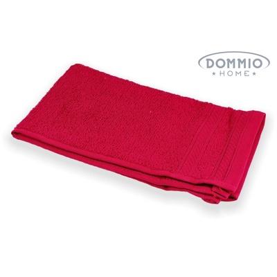 UNI ručník 30x50 cm bordó